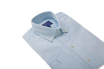 Presidential Blue Slim Collar