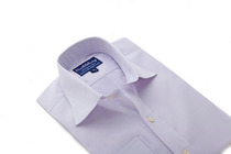 Presidential Purple Regular Collar