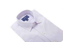 Presidential Purple Slim Collar