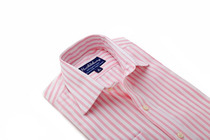 Thomas Pink And White stripes Regular Collar